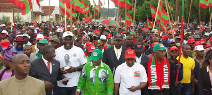 Angola: Special Attention by MPLA to UNITA Congress