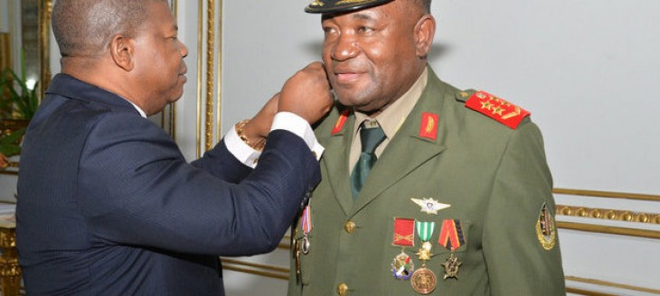 Angola: Changes in Armed Forces Command Structures