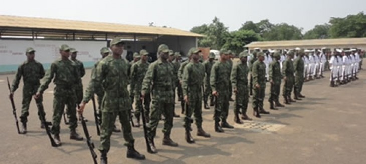 Sao Tome and Principe: Rwandan Military Leave Country