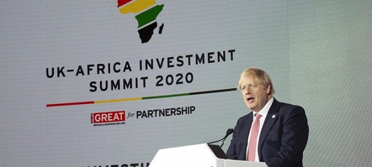 United Kingdom-Africa: Highlight for Mozambique in British Plans